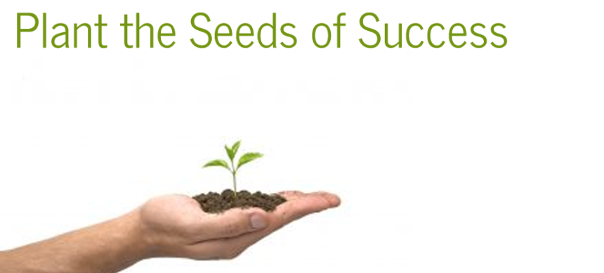 Plant the Seeds of Success